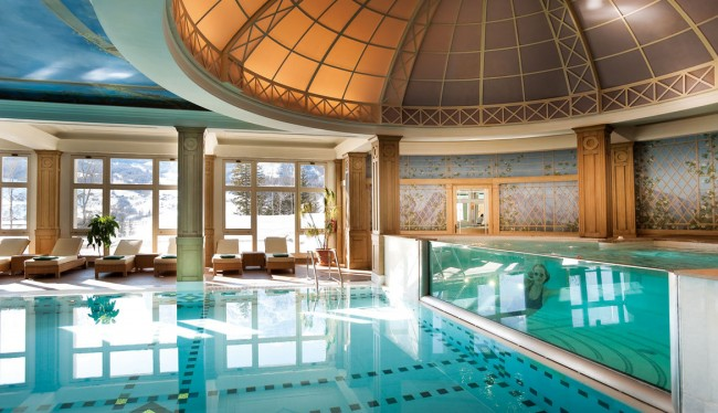 Cristallo Hotel Spa and Golf Dolomites italy 14