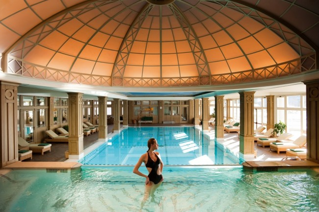 Cristallo Hotel Spa and Golf Dolomites italy 15