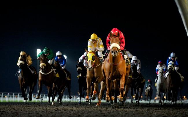 Dubai World Cup Meydan Racecourse