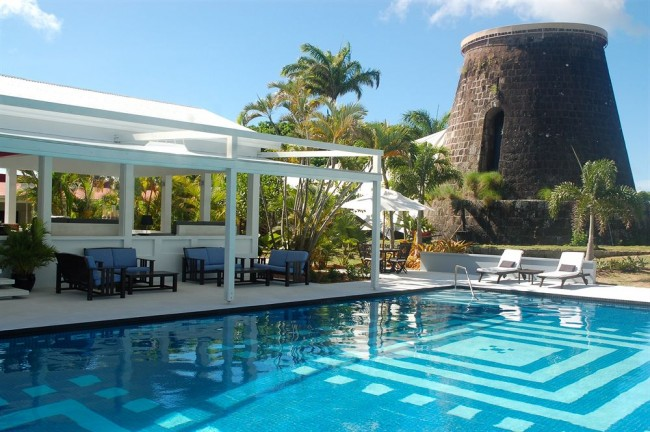 Montpelier Plantation and Beach Hotel Nevis
