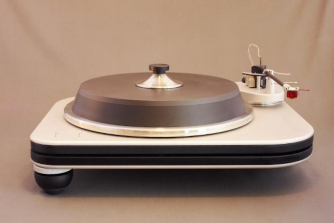 Spiral Groove SG12 turntable