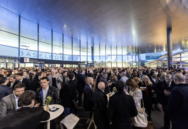 BaselWorld 2015 picture
