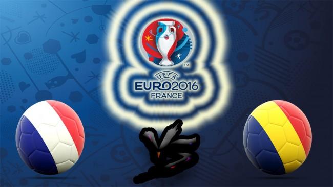 Euro 2016 France Vs Romania Opening Match