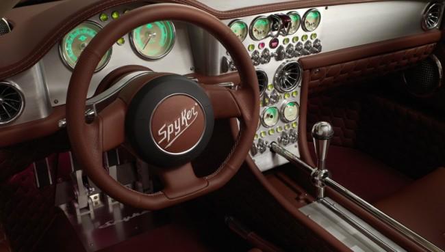 Spyker C8 Preliator pic 10