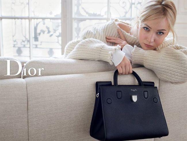 Dior Diorever Bag Spring Summer 2016 Ad Campaign
