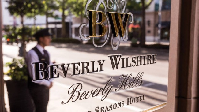 Beverly Wilshire Hotel 02