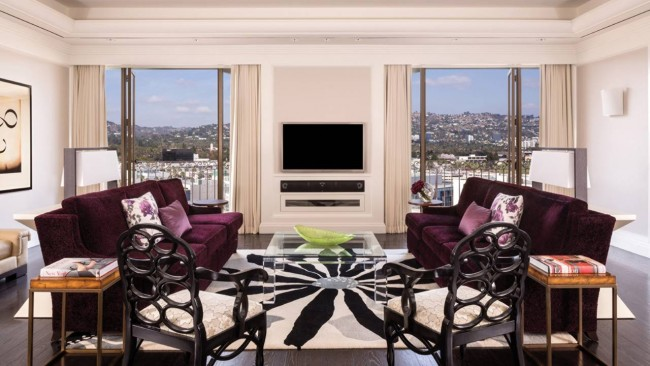 Beverly Wilshire Hotel 05