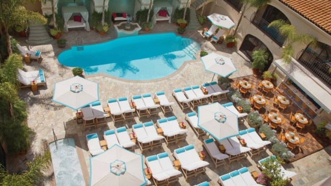 Beverly Wilshire Hotel 08