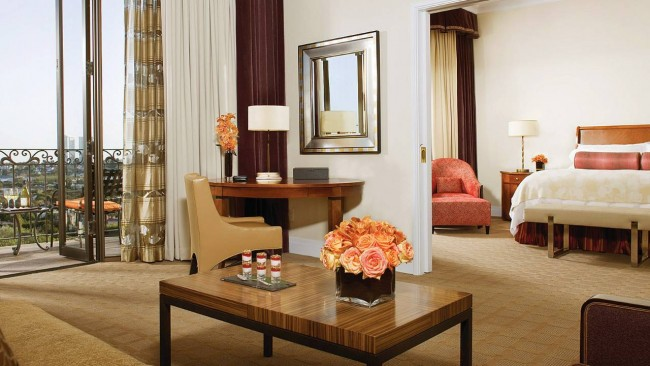 Beverly Wilshire Hotel 10