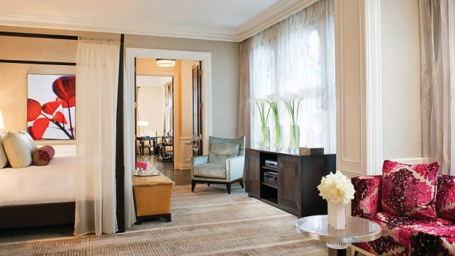 Beverly Wilshire Hotel 11