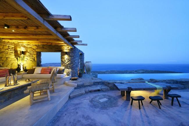 4-Bedroom stunning Mykonos villa 03