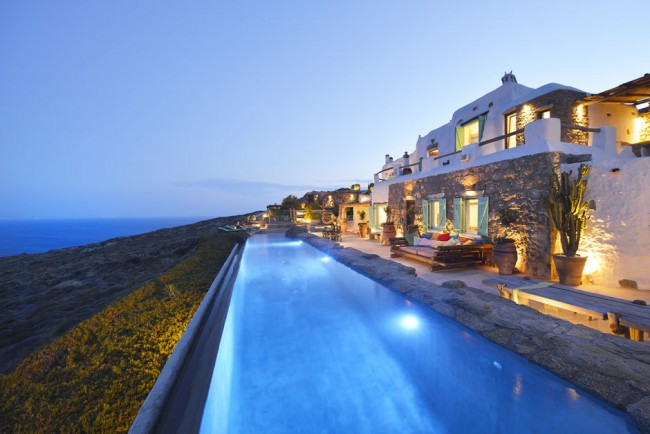 4-Bedroom stunning Mykonos villa 04