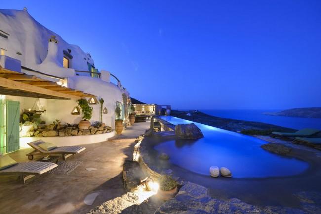 4-Bedroom stunning Mykonos villa 05