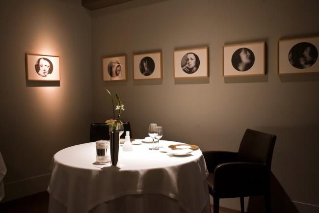 Osteria Francescana Corner table Credit Paolo Terzi