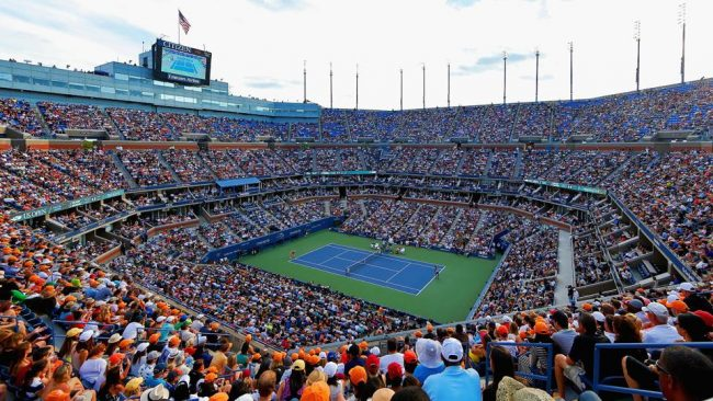 The US Open Tennis Championship