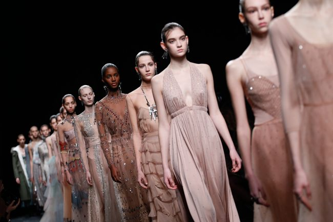 Valentino Paris Fashion Week