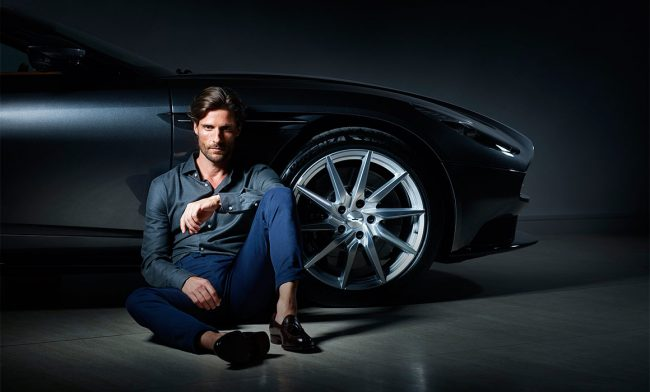Aston Martin by Hackett Luxury Capsule Collection 01