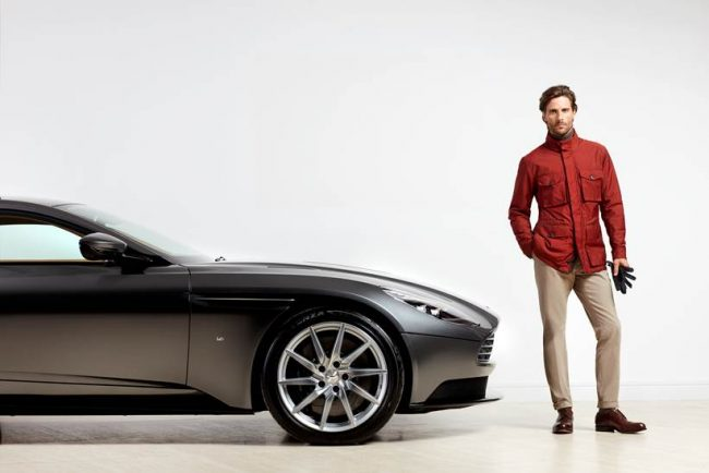 Aston Martin by Hackett Luxury Capsule Collection 03
