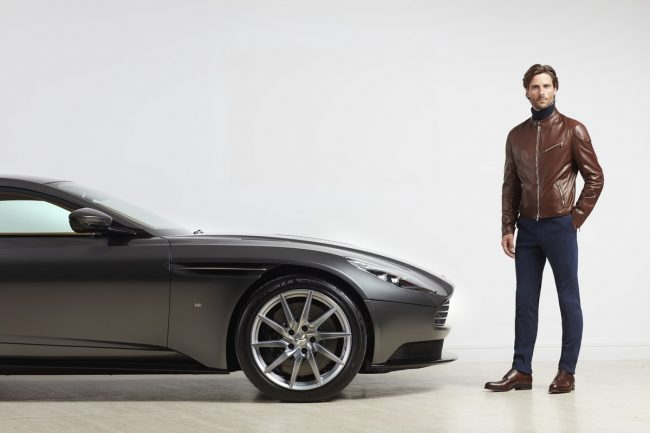 Aston Martin by Hackett Luxury Capsule Collection 04