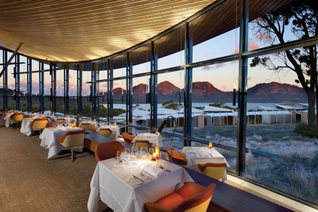 Saffire Freycinet Luxury Lodge in Tasmania Australia 02