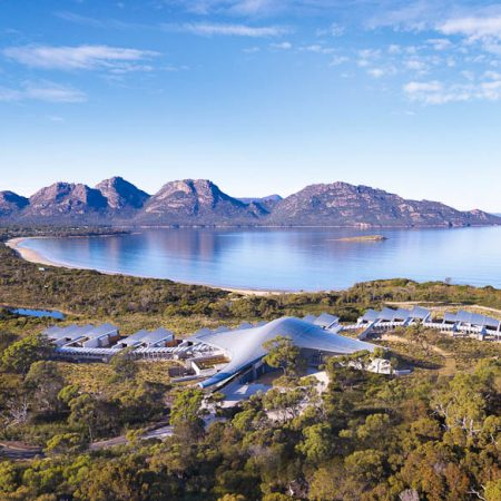 Saffire Freycinet Luxury Lodge in Tasmania Australia