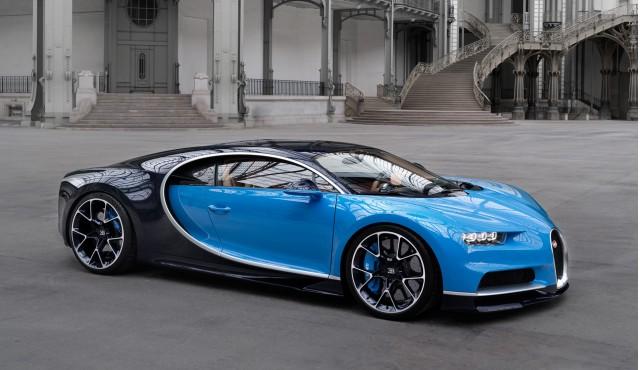 2017 Bugatti Chiron 01