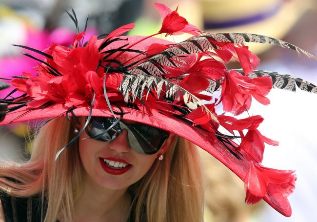 Fashion at the Kentucky Derby