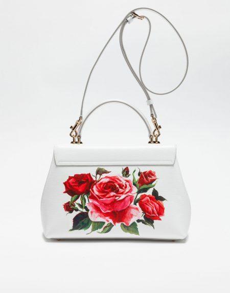 Medium size leather Lucia Bag 02
