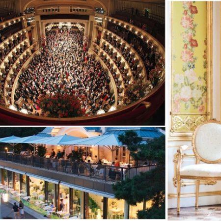 Opera Break Travel Package Vienna