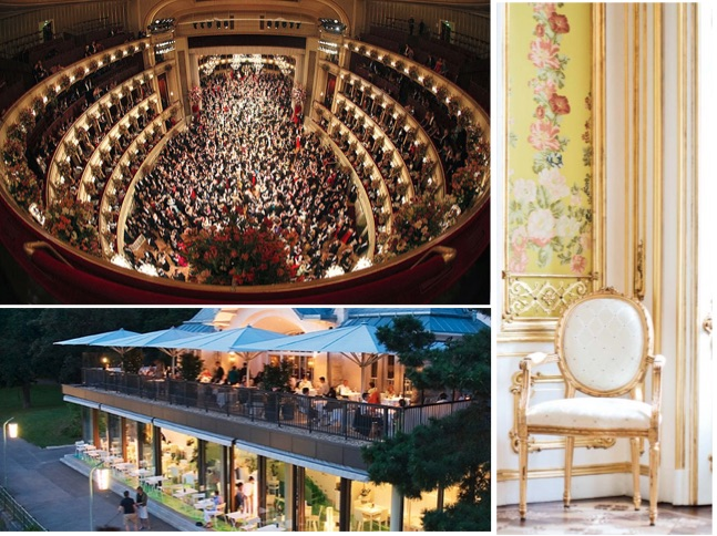 Opera Break Travel Package Vienna