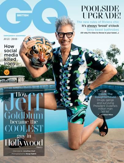 GQ Magazine UK
